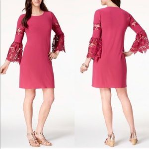 Alfani Bell Sleeved Dress